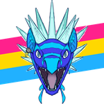 Sapphire Pride Icon by IceOfWaterflock