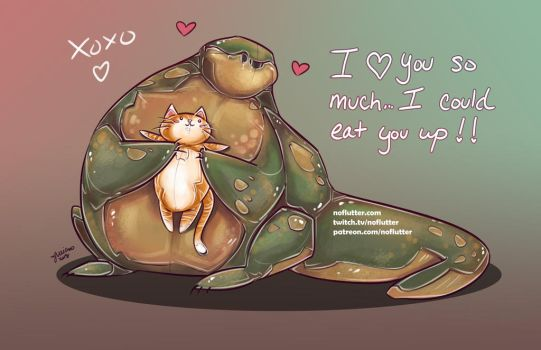 Dart Loves You by NoFlutter