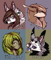 Some headshots c: by Nitej