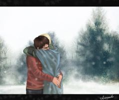 I'm home by Isi-Angelwings