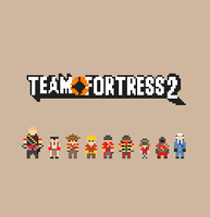 Team fortress2 by protoss722