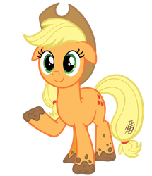 AppleJack by lilac2012