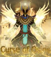Curse of Osiris by Painthisice