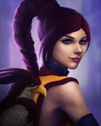 Cassie by Aelini