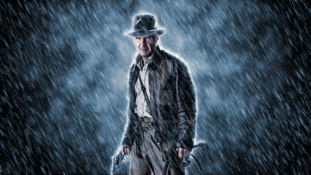 Indiana Jones - Stormy by Jones6192