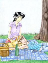 Picnic Time by mandygirl78