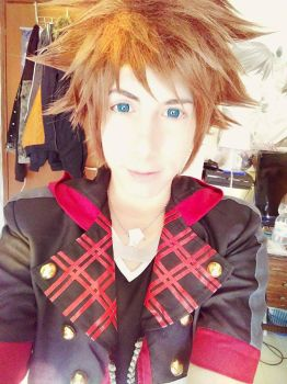 Kingdom Hearts III Sora by Smexy-Boy