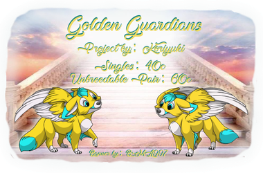 Golden Guardian 1 by Bml1997