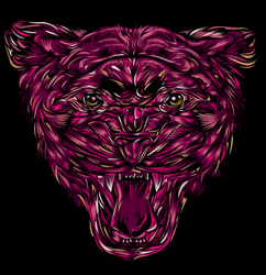 PINK PANTHER by dandingeroz