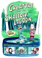 Creature from the Shallow Lagoon by caanantheartboy