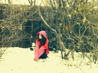 Little Red Riding Hood by gateway2narnia