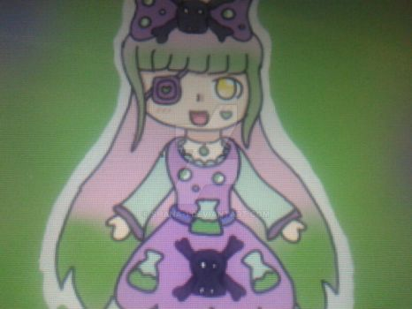 close up version of my adoptable theme poison by shana-1