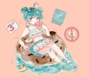 Donuts by h-yde