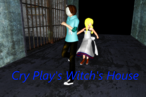 MMD Cry Play's Witch's House + Viola Dl by 2234083174