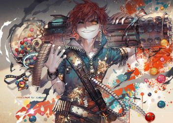 Run or die by kawacy