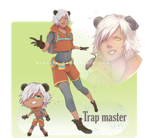 [Closed] Adoptable RPG class #3 [Auction] by prajzis