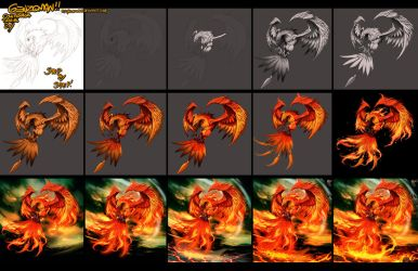 Tutorial - Phoenix by GENZOMAN