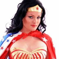 wonder woman Lynda Carter cosplay by hipolyta25