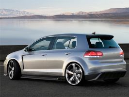 VW Golf GTi by MurilloDesign
