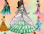 [ Disney Princess ] Vanellope Princess Couture by Laefey