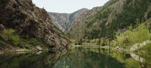 Black Canyon Gunnison River by donnasueb