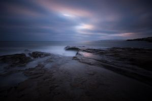 Sunset Cliff High Tide LE 4 by Creative--Dragon