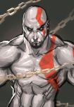 Kratos Sketch by xavor85