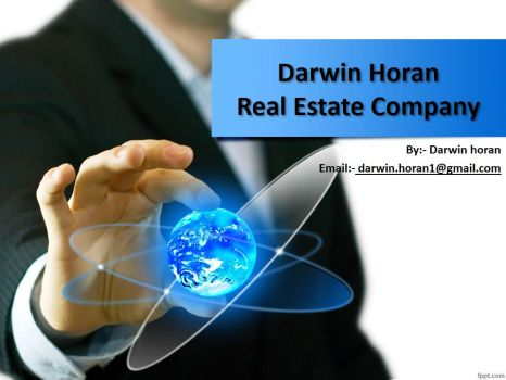 Darwin Horan Real Estate Company by darwinhoran