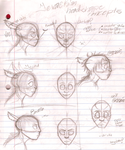 Jevaekian Head Concepts :design update: by sketchris
