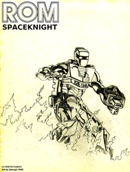 Rom: Spaceknight - 11 by Omega2064