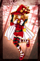 [M.I] Event Halloween - Red Witch Kapy by Niranei