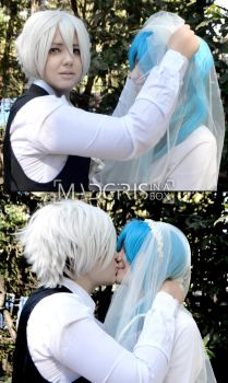 Wedding of the year by Madgirls-In-A-Box