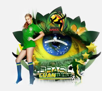 Sign Brasil cup by luanbest