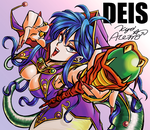 [Breath of Fire] Deis A by Gengoro-Akemori