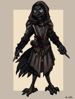 Assassin Crow by TheLivingShadow