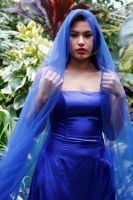 Blue Maiden 13 by CathleenTarawhiti