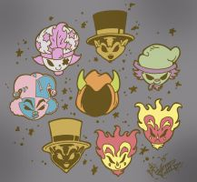 Baby Jokers Cards by Donzo317