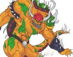 Bowser by Glitched9700