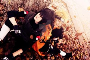 NaruSasu: Here with you by HeavenCatTheRealOne