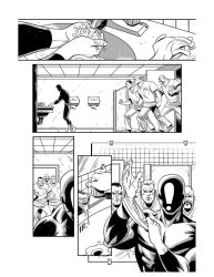 The Answer issue 2 page 2 by Miketron2000