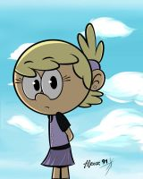 Lily Loud by Theloudhousefan