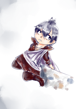 Tfw Zeref by shadoouge