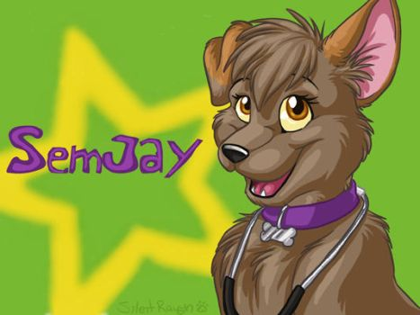 SemJay Badge by SilentRavyn