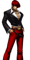 Alternate Iori KOF XIII Mugen by OrochiDarkKyo