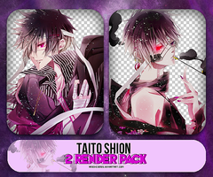 +Taito Render Pack by AriEdiciones