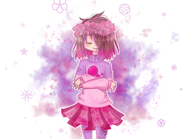 Betty Noire - [Glitchtale Undertale AU] by Isia7
