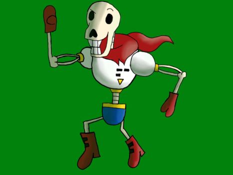 Another papyrus drawing by barnowlgurl23