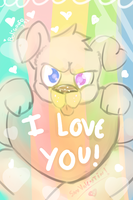 I love you!! by boligrafo212