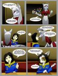 Lone Candle Page Six by Zucca-Xerfantes