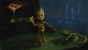 Groot by ImorBrighthand